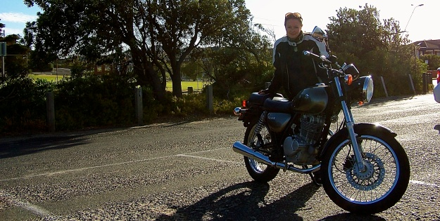 Motorcycling in Melbourne, Australia