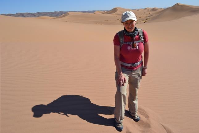 Trekking the Sahara Desert, 2010