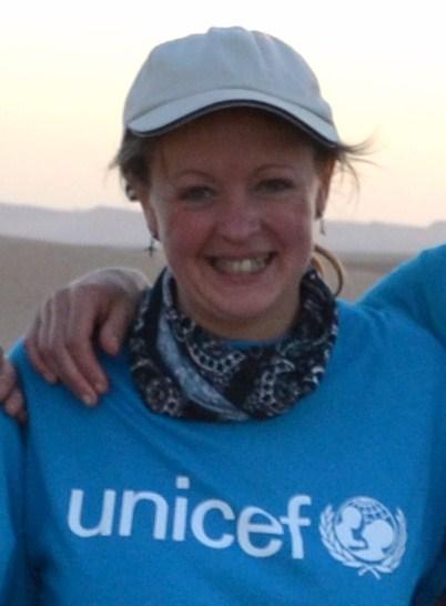Jeanie - Sahara Trek 2010