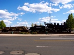 Railroad at Flagstaff