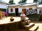 At Film Africa HQ, Rubuguri