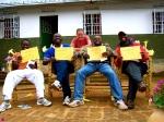 Film Africa's first graduation ceremony