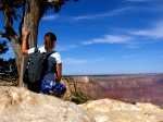 Finding peace at the Grand Canyon in 2013