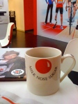 My Comic Relief coffee mug :)