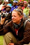 Capturing a story in Africa