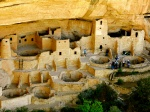 Ancestral Puebloan cliff dwellings in southern Colorado