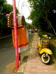 Scootering around Bali - before the rains hit!