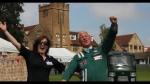 Austin and Lois, festival organisers extraordinaires!